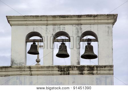 Bells in Granada, Nicaragua