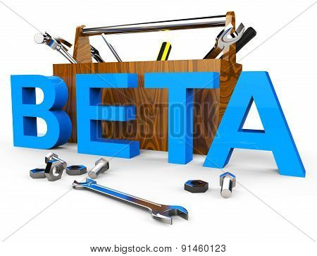Beta Software Means Test Freeware And Develop