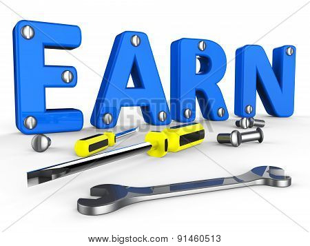 Earn Word Shows Earnings Jobs And Salaries