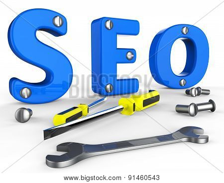 Search Engine Optimization Indicates Gathering Data And Information