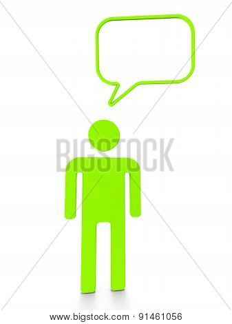 Person Speaking Means Point Of View And Assumption