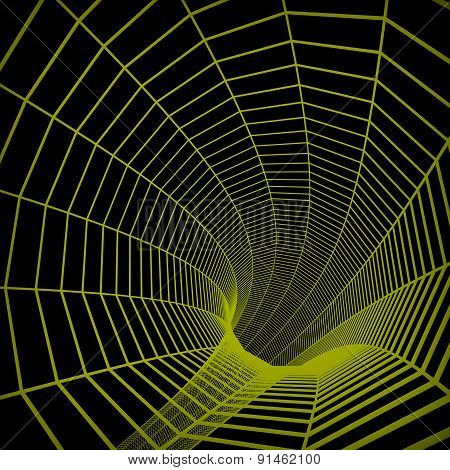 Web Background Represents Network Design And Texture