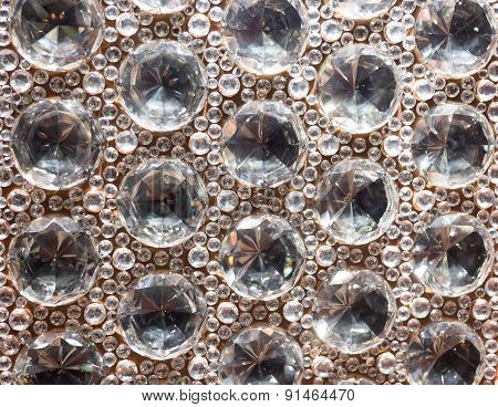 Cut Glass Beads