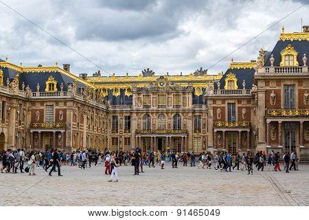 Famous Palace Versailles