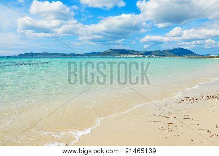 Clouds Over Maria Pia Beach
