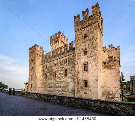 Scaliger Castle Full