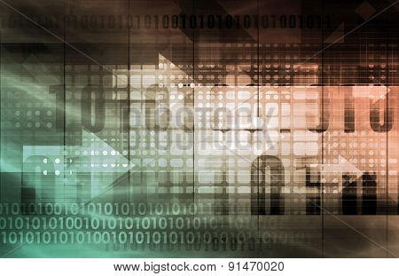 Data Management Technology on Big Data as Concept