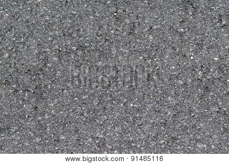 Surface Of The Asphalt