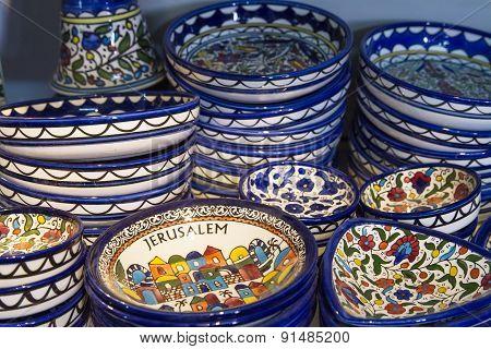 Souvenirs Shop In Arab
