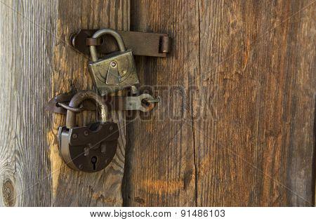 The Lock On The Door