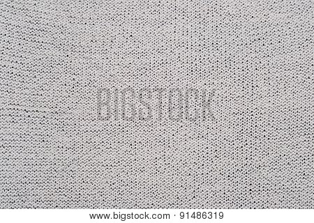 Light Gray Stockinet Background