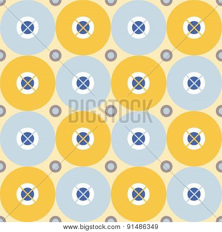 Seamless Abstract Pattern Wit...