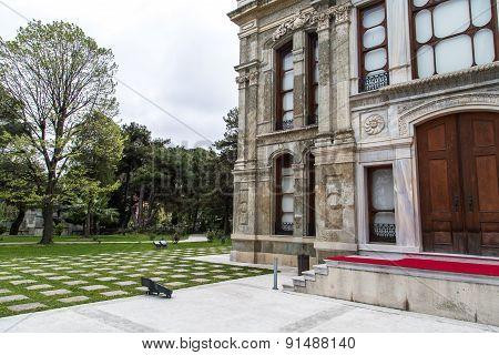 Historical Stone Palace