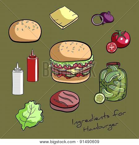 RecipeHamburger