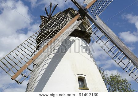 Windmill Heimsen (petershagen, Germany)