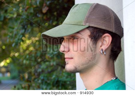 Grunge Teen Boy