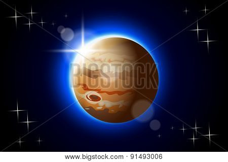 planets set13 jupiter