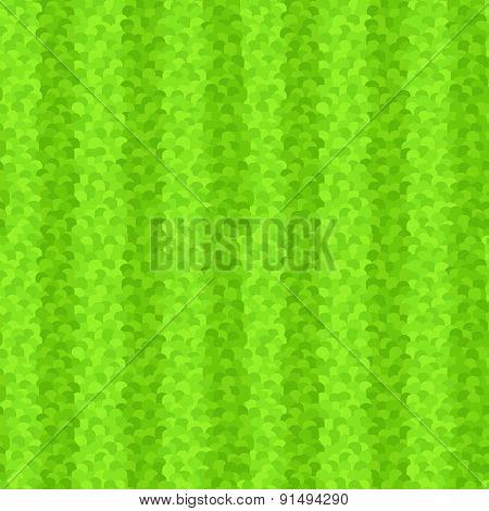 Stylized Striped Grass Seamless Pattern