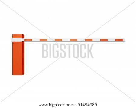 Road Barrier For Entrance