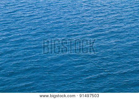 Detail Of Sea