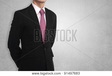 Business Man Torso
