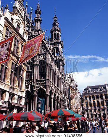 Maison du Roi, Brussels.