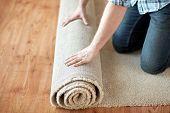 image of carpet  - repair - JPG