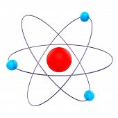 picture of atomizer  - Atom Molecule Showing Chemical Molecular And Chemicals - JPG