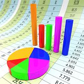 pic of profit  - Graph Report Meaning Infograph Commercial And Profit - JPG