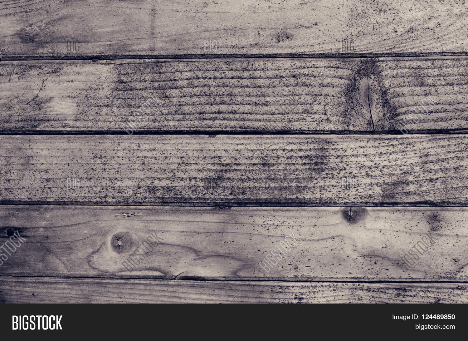 Old Black And White Wood Texture For Background Vintage From A Wooden Horizontal Shabby