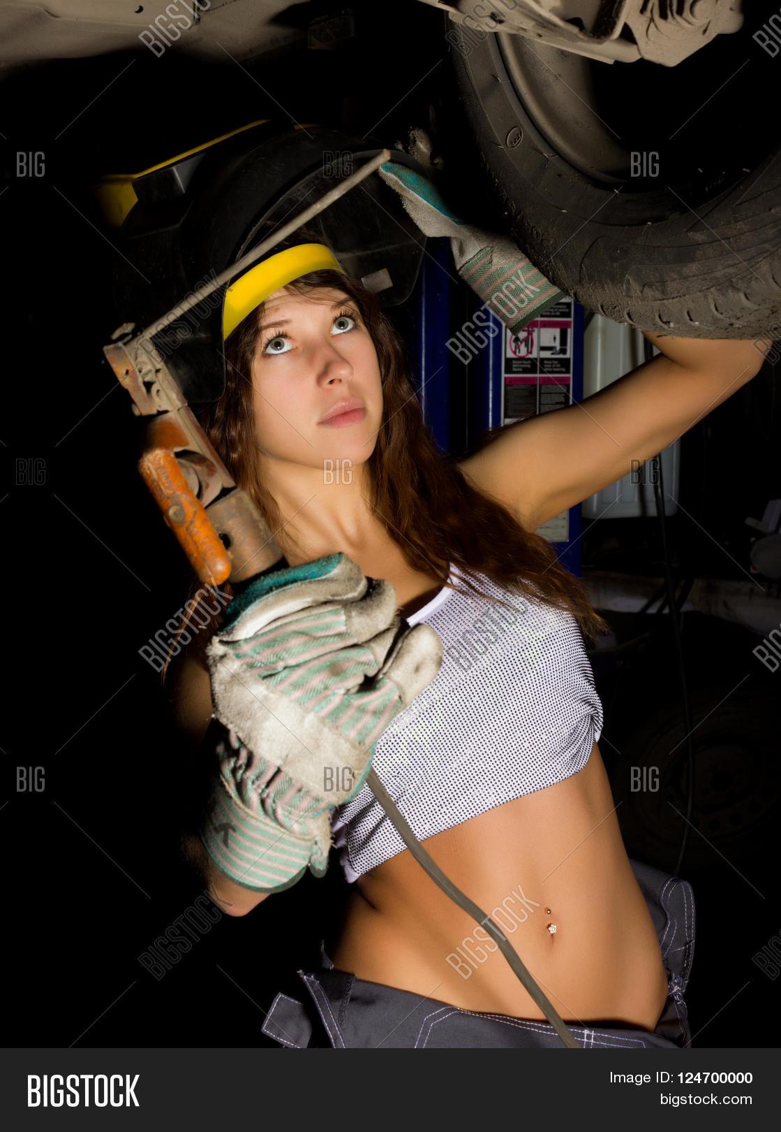 Opinion sexy welding girls something