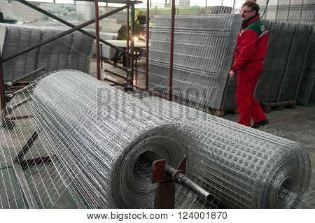 Mesh Netting Warehouse