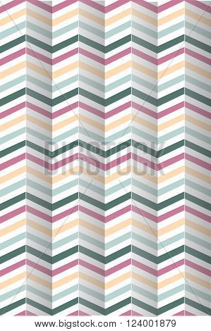 vector zigzag. geometric pattern. zigzag background  decor