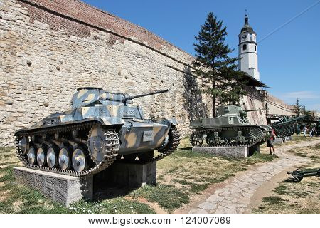 Military Exhibition, Belgrade