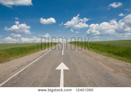 highway - business direction