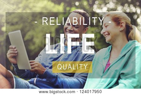 Life Lifestyle Reliability Quality Living Concept