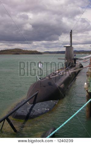 Australian Navy Submarine