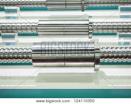 high precision ball screw for highspeed cutting machinery