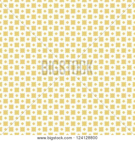 Seamless pattern. Abstract geometrical background. Modern stylish texture. Regularly repeating simple elegant tiles with hexagons hexagonal shapes rhombus. Vector element of graphical design
