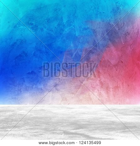 graffiti interior background