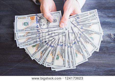 Dollar Fan