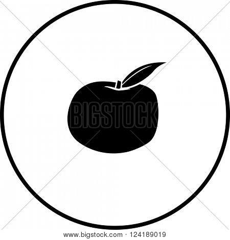peach symbol