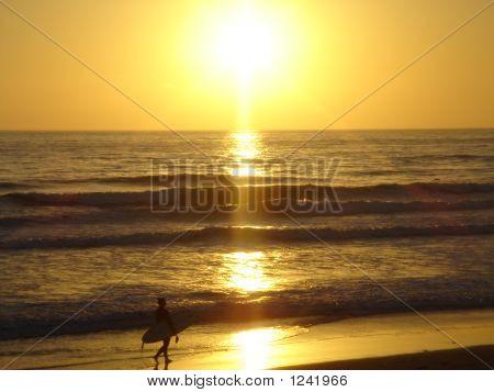Evening Surf