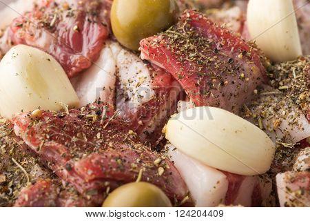 Lamb Provencal Way Recipe
