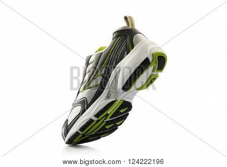 Men's Sport shoes Isolated on White Background
