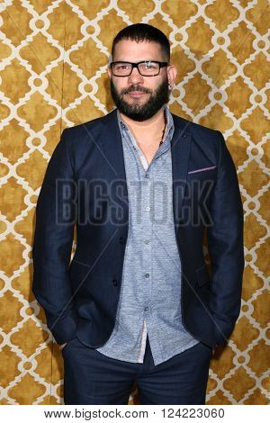 LOS ANGELES - MAR 31:  Guillermo Diaz at the Confirmation HBO Premiere Screening at the Paramount Studios Theater on March 31, 2016 in Los Angeles, CA