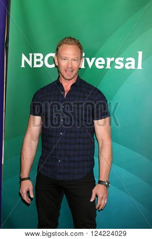 LOS ANGELES - APR 1:  Ian Ziering at the NBC Universal Summer Press Day 2016 at the Four Seasons Hotel on April 1, 2016 in Westlake Village, CA