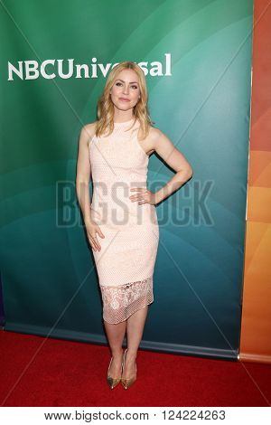 LOS ANGELES - APR 1:  Amanda Schull at the NBC Universal Summer Press Day 2016 at the Four Seasons Hotel on April 1, 2016 in Westlake Village, CA