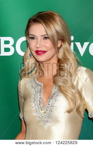 LOS ANGELES - APR 1:  Brandi Glanville at the NBC Universal Summer Press Day 2016 at the Four Seasons Hotel on April 1, 2016 in Westlake Village, CA