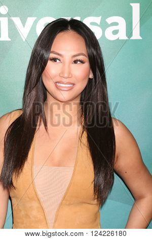 LOS ANGELES - APR 1:  Dorothy Wang at the NBC Universal Summer Press Day 2016 at the Four Seasons Hotel on April 1, 2016 in Westlake Village, CA